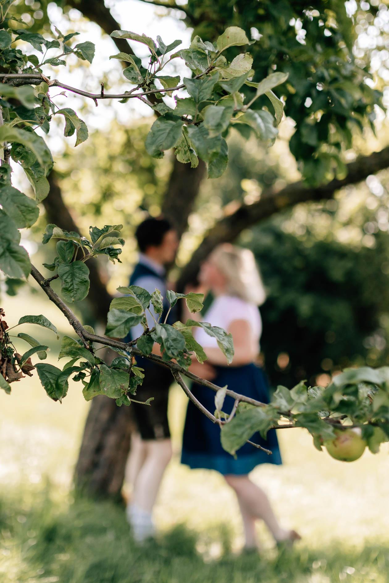 Paarfotografie im Landkreis Mühldorf, Matthias und Franzi, eine Sommerliebe in Rattenkirchen